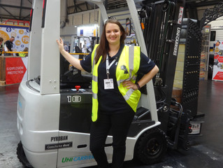 System Training and the Forklift Operator of the Year