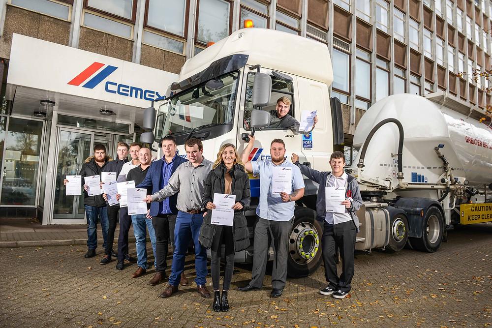 CEMEX Apprentices 2017