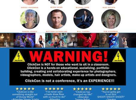 ClickCon2020 Speakers Announced