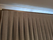 Weylands Blockout Curtain Fabric Reverse Pleat Heading