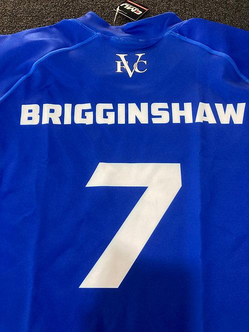 2021 Ali Brigginshaw Signed Jersey