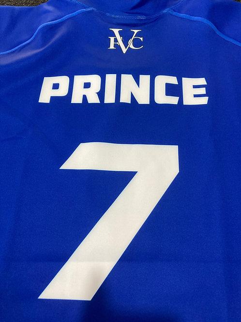 Scott Prince Signed Jersey