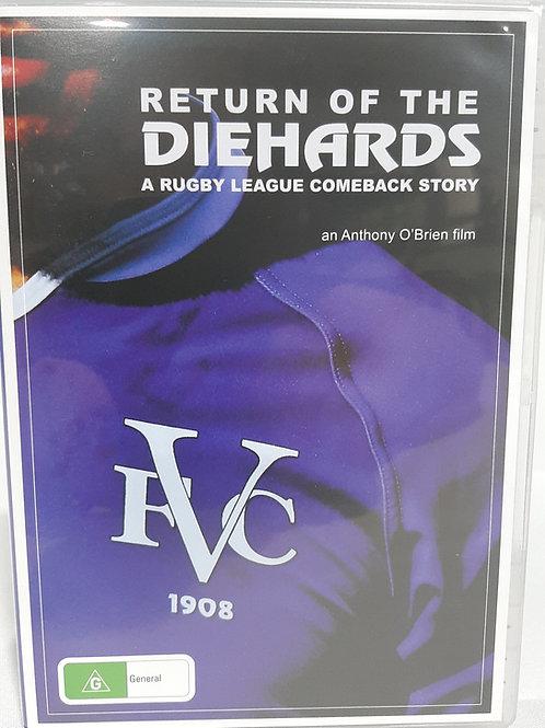 DVD - Return of the Diehards