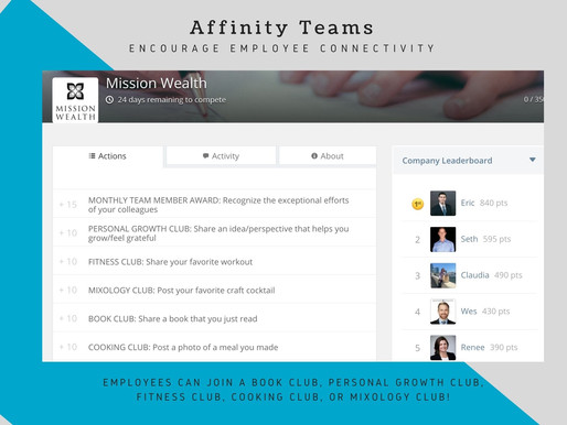 Introducing Affinity Teams
