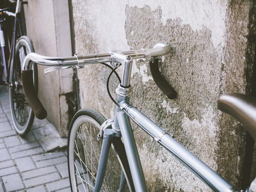 Grab The Handlebars and Pedal Away, It's Bike Season