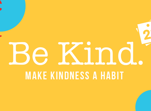 Be Kind 21 Challenge: Let's Make A Difference In Someone's Life