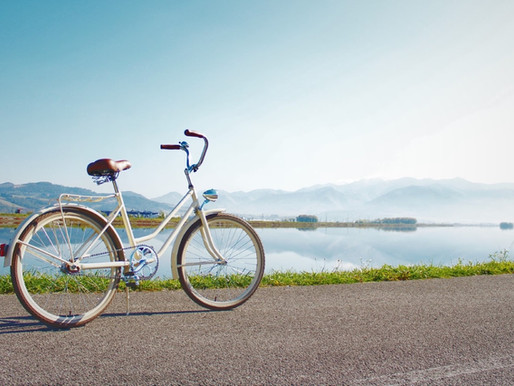 It's Time to Celebrate Bike Month!