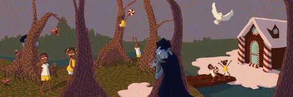 Hänsel und Gretel - La Bruja