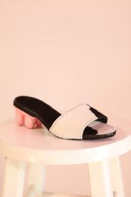 Cow Hide Sandal