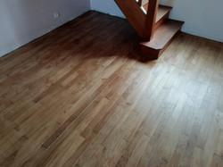 Restauration de planchers chêne