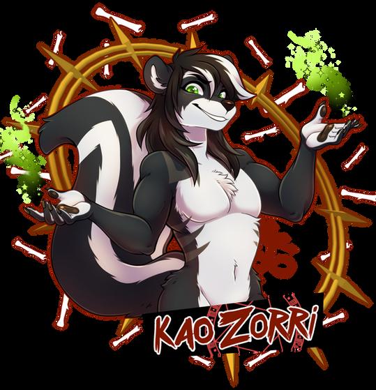 KaoZorri acrylic badge side2 small.png