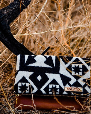 Check out this awesome Pendleton clutch