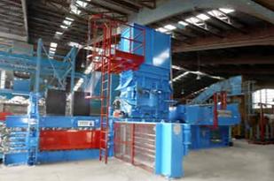 waste recycing machine malaysia