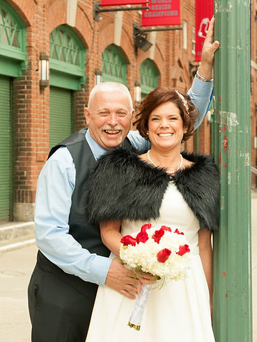 Wedding photos. Fenway Park, Boston MA. Red Sox Game