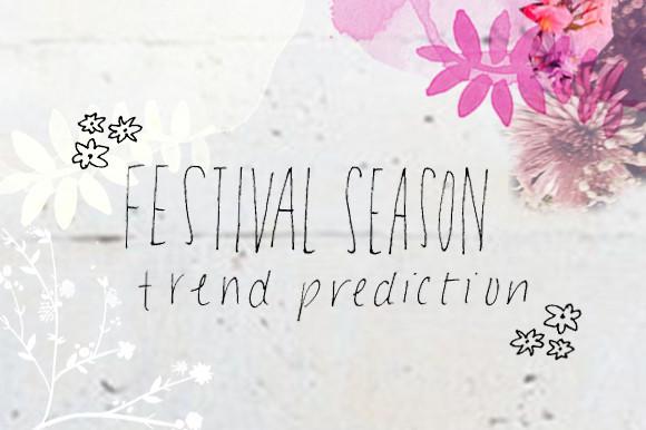 Festival Season Fashion