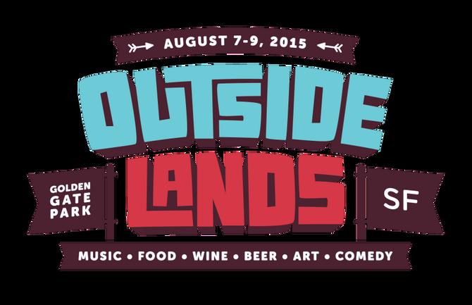 Outside Lands 2015 Line Up