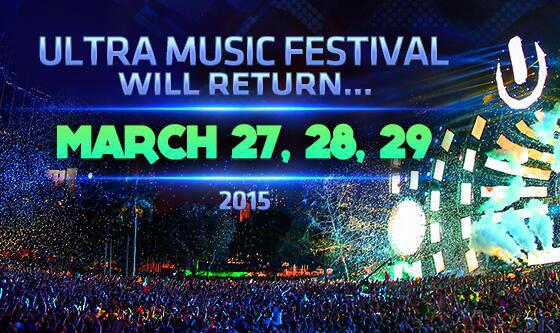 Ultra Music Festival Miami 2015