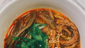Spicy Korean Beef Stew (Yukgaejang)