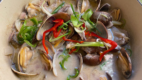 Korean Clam Chowder