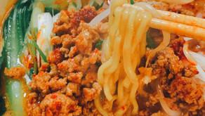 Tantanmen // Dan Dan Noodles