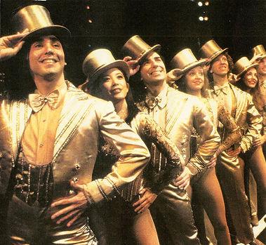 A Chorus Line - Broadway - Christina Saffran