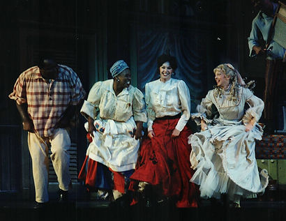 Showboat - Perry Brown, Kecia Lewis, Peisha McPhee, Christina Saffran