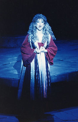 Jesus Christ Superstar - Christina Saffran as Mary Magdeline