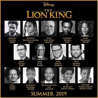 Disney's The Lion King live action feature