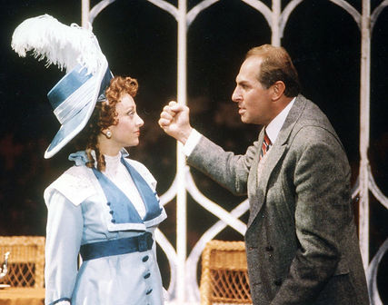 My Fair Lady - Christina Saffran as Eliza Doolittle