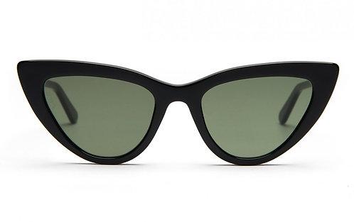 L.G.R Orchid Black 01/Flat Green