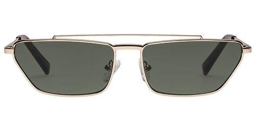 Le Specs Electricool Gold-Khaki