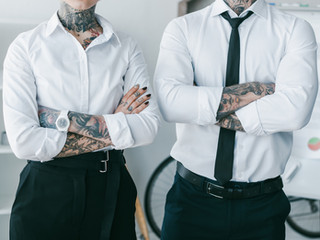 Body Art and Dress Codes: How Much Say Does an Employer Have?