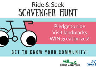 Choose your own adventure in Smart Commute's Ride and Seek Campaign