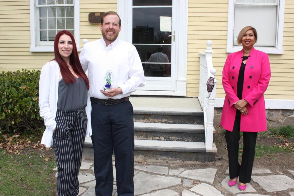 Mayor's Award - Carcone's Auto Works