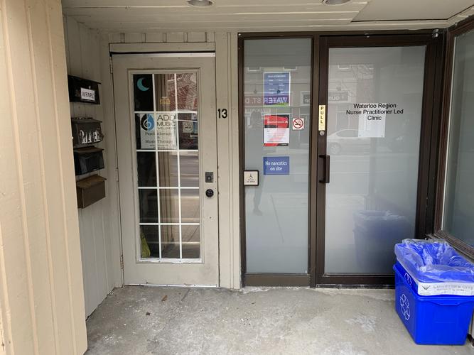Jason Carrasco Therapy - Front Door