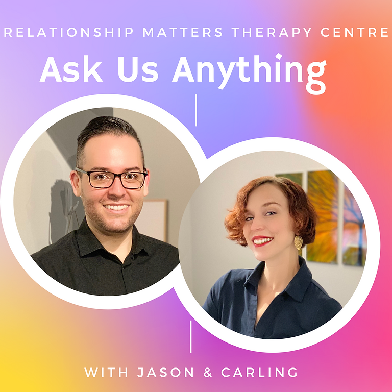 Ask us Anything, with Kat Kova MSc., RP