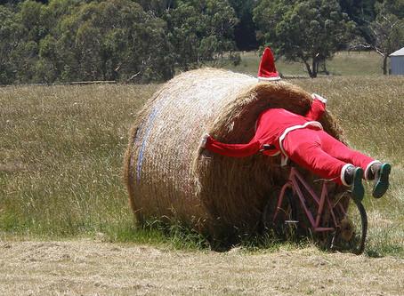 Crowdfunding for Santa