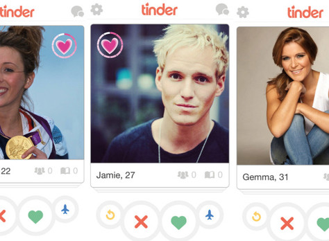 Confession: Why I (a married man) love Tinder
