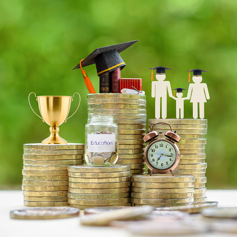 Introduction to Fundraising for a State School (May 2020)