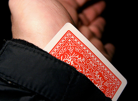 The magic trick to draw people to your charity