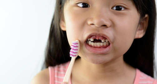 How Speech Patterns and Teeth are Connected