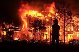 Sell Your Bay Area Fire Damaged House