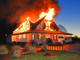 We Buy Bay Area and Los Angeles Fire Damaged Houses