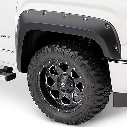 Lund Fender Flares Riveted