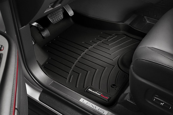 Weathertech Front Row Floor Mats