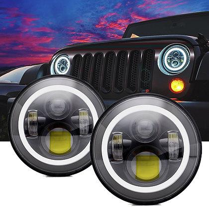 Jeep JK 07-18 LED Headlights