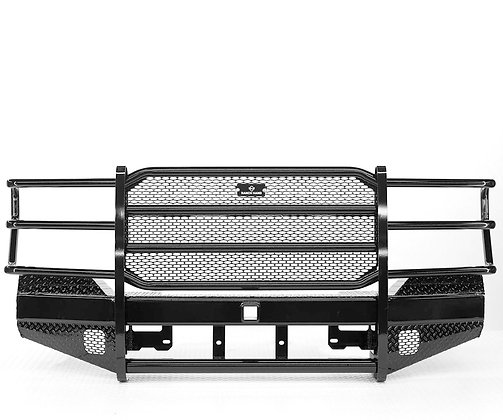 Ranch Hand Bumper Replacement Grille Guard Black
