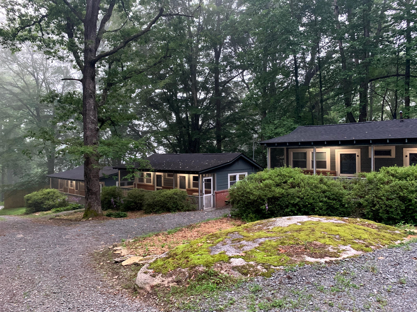 Welcome to Foggy Bottom Cabins