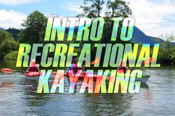 INTRO TO REC KAYAKING