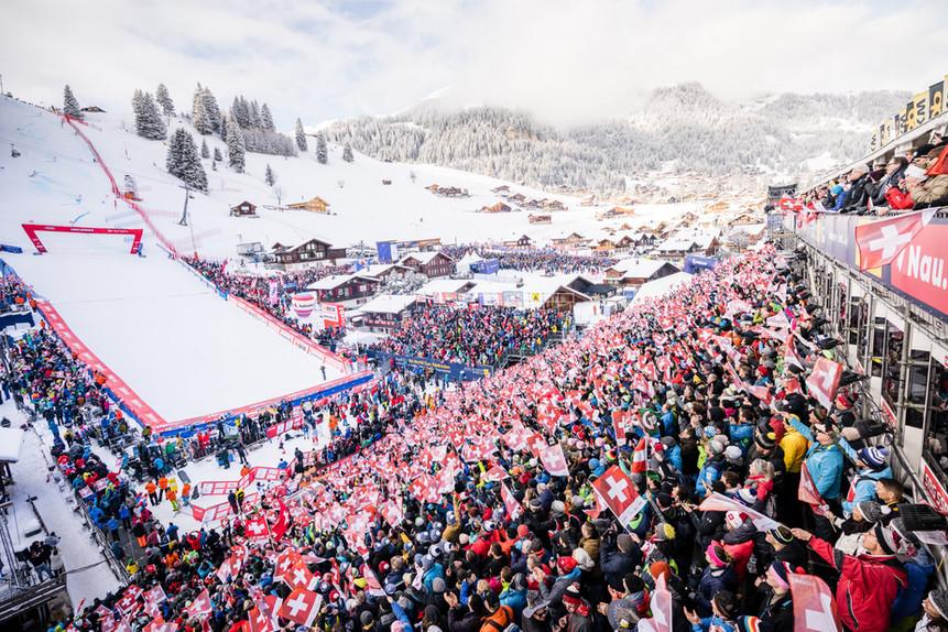 Ski Weltcup Adelboden 2019